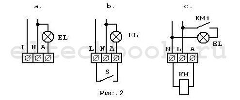 схема электрическая мечта