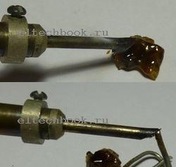 Как правильно паять транзисторы